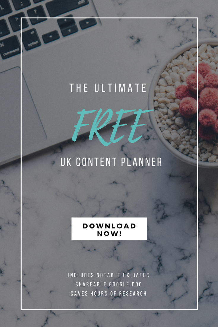 the-ultimate-free-uk-content-planner-digital-planner - Lea Rice